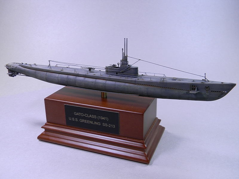 Gato-Class USS Greenling