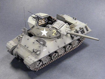 Tamiya 35350 M10 Mid-Production Tank                             Destroyer