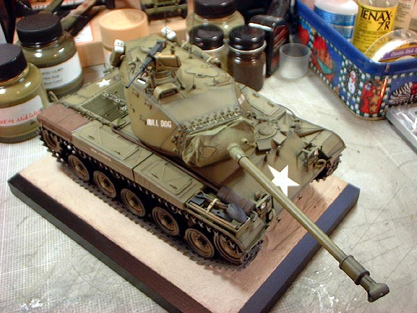 M41A1 Walker Bulldog Page