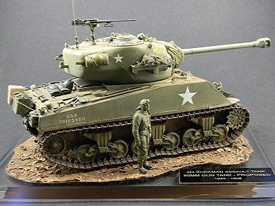 M4(90) Sherman Medium Assault Tank