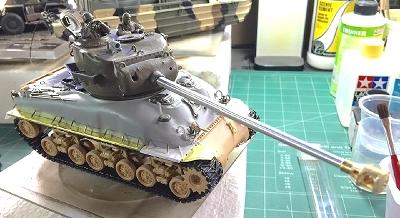 M4A1E8(90) Assault Tank