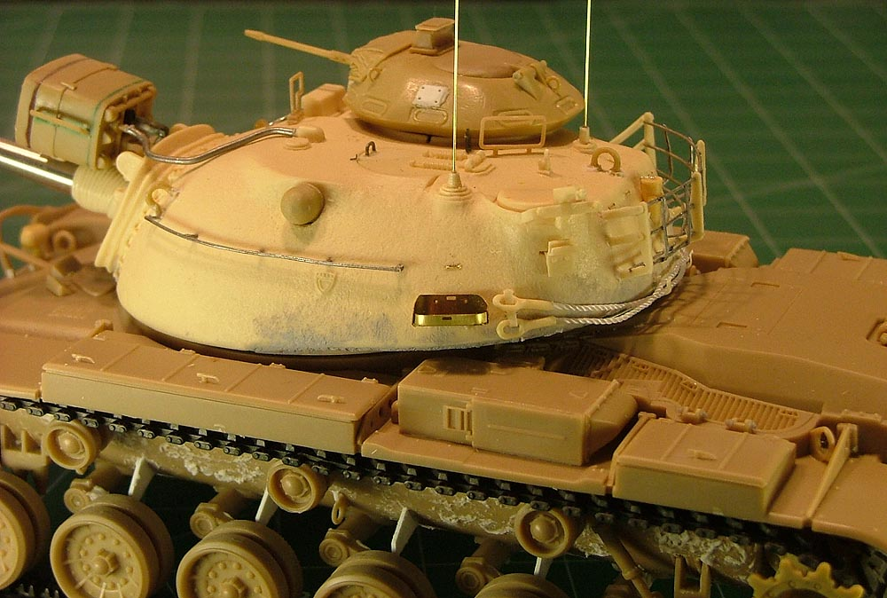 M60 Mbt Page One